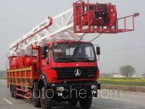 Sizuan SZA5360TXJ90S well-workover rig truck