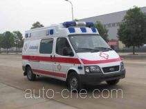 炎帝牌SZD5034XJHJQ型救护车