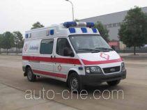 Yandi SZD5034XJHJQ автомобиль скорой медицинской помощи