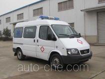 炎帝牌SZD5046XJHJ型救护车