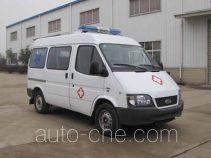 炎帝牌SZD5047XJHJ型救护车