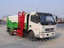炎帝牌SZD5080ZDJDA4型压缩式对接垃圾车
