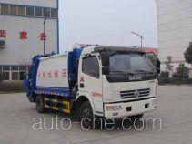 Yandi SZD5080ZYSDA4 garbage compactor truck