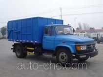 炎帝牌SZD5092MLJC型密封式垃圾车