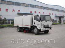 Yandi SZD5100TXSQ4 street sweeper truck