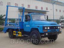 炎帝牌SZD5100ZBSE4型摆臂式垃圾车