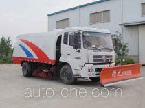 Yandi SZD5140TSLD4 street sweeper truck