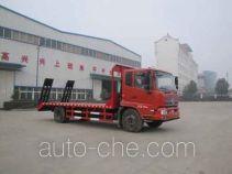 炎帝牌SZD5160TPBD18型平板运输车