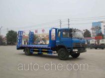 炎帝牌SZD5160TPBE4型平板运输车