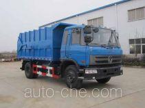 炎帝牌SZD5165ZDJE4型压缩式对接垃圾车