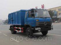 炎帝牌SZD5168ZDJE4型压缩式对接垃圾车