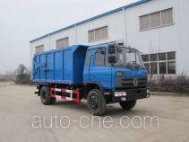 炎帝牌SZD5168ZDJE5型压缩式对接垃圾车
