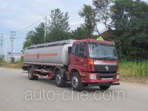 Yandi SZD5250GYYBJ5 oil tank truck