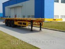 中集牌SZJ9400TJZP型集装箱半挂牵引车