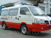 Zhongshun SZS5033XFYM immunization and vaccination medical car