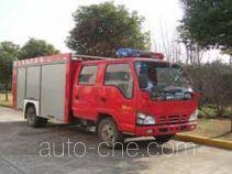 Jiqiu SZX5070GXFAP11 class A foam fire engine