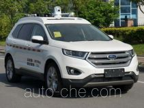 Zhongyi (Jiangsu) SZY5030XTXF communication vehicle