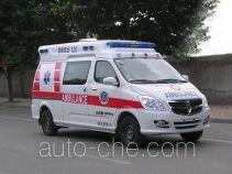 Zhongyi (Jiangsu) SZY5032XJH ambulance