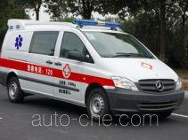 Zhongyi (Jiangsu) SZY5033XJH2 ambulance