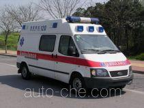 Zhongyi (Jiangsu) SZY5036XJH2 ambulance