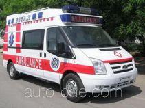 Zhongyi (Jiangsu) SZY5038XJH2 ambulance