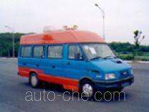 Zhongyi (Jiangsu) SZY5040XFW service vehicle