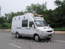 Zhongyi (Jiangsu) SZY5040XJE monitoring vehicle
