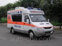 Zhongyi (Jiangsu) SZY5041XJH6 ambulance