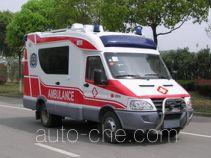 Zhongyi (Jiangsu) SZY5041XJHN6 ambulance