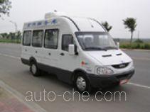 Zhongyi (Jiangsu) SZY5041XXCFW propaganda service vehicle