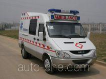 Zhongyi (Jiangsu) SZY5042XJH6 ambulance
