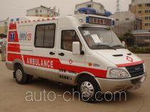 Zhongyi (Jiangsu) SZY5042XJHN6 ambulance