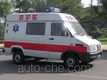 Zhongyi (Jiangsu) SZY5043XJH2 ambulance