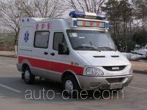 Zhongyi (Jiangsu) SZY5043XJH3 ambulance