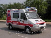 Zhongyi (Jiangsu) SZY5043XJH6 ambulance