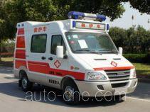 Zhongyi (Jiangsu) SZY5043XJHN6 ambulance