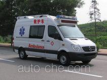 Zhongyi (Jiangsu) SZY5044XJH ambulance