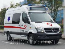 Zhongyi (Jiangsu) SZY5044XJH2 ambulance
