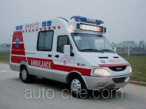 Zhongyi (Jiangsu) SZY5046XJH6 ambulance