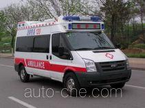 Zhongyi (Jiangsu) SZY5048XJH ambulance