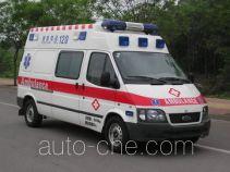 Zhongyi (Jiangsu) SZY5049XJHJ ambulance