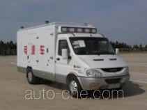 Zhongyi (Jiangsu) SZY5056TDY6 power supply truck