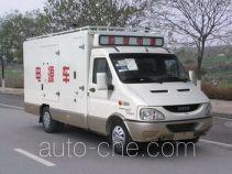 Zhongyi (Jiangsu) SZY5056TDY8 power supply truck