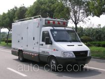 Zhongyi (Jiangsu) SZY5056XDYN6 power supply truck
