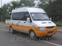 Zhongyi (Jiangsu) SZY5056XGC6 engineering works vehicle
