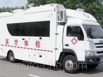 Zhongyi (Jiangsu) SZY5090XYT medical examination vehicle
