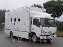 Zhongyi (Jiangsu) SZY5104XDY power supply truck