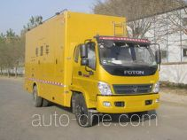 Zhongyi (Jiangsu) SZY5120XDY power supply truck