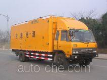 Zhongyi (Jiangsu) SZY5168TDY power supply truck