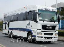 Zhongyi (Jiangsu) SZY5210XLJM motorhome